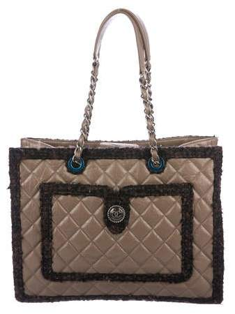 5f3a9a803c0ac8 Tweed Tote - ShopStyle