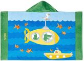 Pottery Barn Kids Classic Submarine Beach Wrap