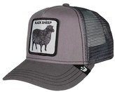 Men's Goorin Brothers 'Shades Of Black' Mesh Trucker Hat - Grey