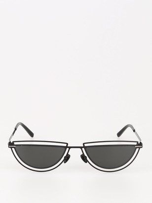 Mykita Monogram Butterfly Shaped Sunglasses