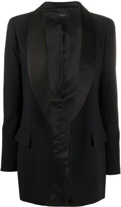 Joseph long-line blazer