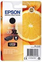 Epson Oranges T3351 XL Inkjet Printer Cartridge, Black