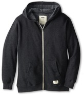 Vans Kids Core Basic Zip Hoodie III (Big Kids)