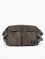 Porter Olive Tanker Two-Way Waist Bag