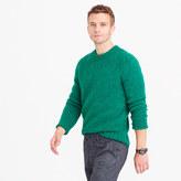 J.Crew Brushed wool crewneck sweater