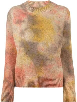 Massimo Alba Ana tie-dye sweater