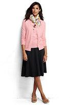 Classic Women's Petite Sport Knit Skirt-True Blue