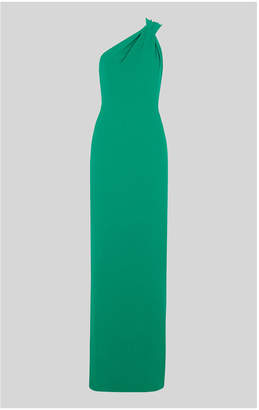 Whistles Bethan One Shoulder Maxi Dress