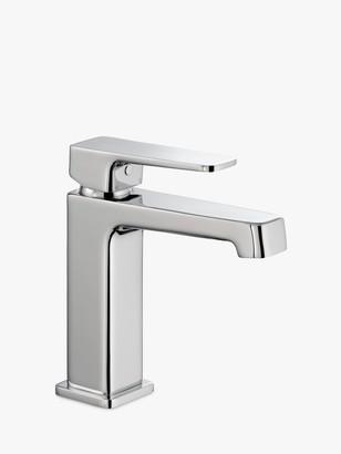 John Lewis & Partners Spey Basin Monobloc Mixer Bathroom Tap, Chrome