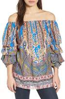 Kas Requena Peasant Blouse