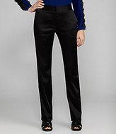 Antonio Melani Maxine Satin Tuxedo-Stripe Pants