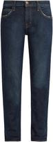Current/Elliott The Fling low-slung straight-leg jeans