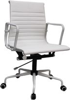 Life Interiors Office Chairs Jackson Office Chair, White