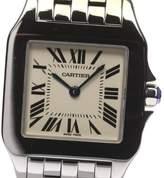 Cartier Santos W25065Z5 Stainless Steel Quartz 26mm Mens Watch