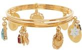 Dolce & Gabbana Charm-embellished bangle