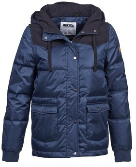 Nikita EXPLORING DOWN women's Parka in Blue