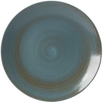 Royal Crown Derby Studio Glaze Ocean Whisper Coupe Plate (27cm)
