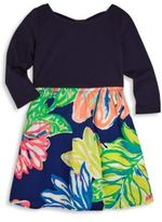 Lilly Pulitzer Toddler's, Little Girl's & Girl's Mochi Dress