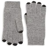 Saks Fifth Avenue Color-Tipped Cashmere Gloves