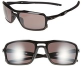 Oakley Men's 'Triggerman(TM) Prizm(TM)' 59Mm Polarized Sunglasses - Black