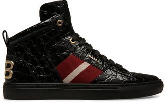 Bally Hexton High Top Sneaker