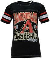 5th & Ocean Girls' Short-Sleeve Arizona Diamondbacks XOXO T-Shirt