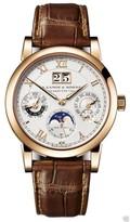 A. Lange & Söhne 310.032 Langematik Perpetual Rose Gold 38.5mm Watch