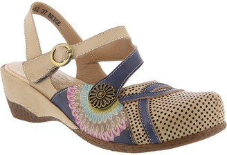 Spring Step L'Artiste by Leather Sandals - Parkway