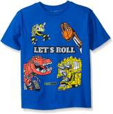 Freeze Dinotrux Little Boys' Short Sleeve Tee Shirt