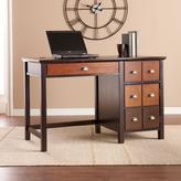 Southern Enterprises Portland Espresso Desk