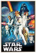 Star Wars Episode IV Wall Décor Plaque