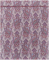 N. Paisley King Flat Sheet
