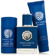 Vince Camuto Homme For Men 3-Piece Fragrance Set
