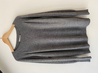 Sunday in bed - Terry Pull-Over - grey | M (10) - Navy blue/Grey/Grey
