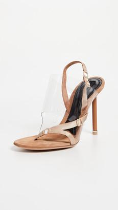 Alexander Wang Kaia High Heel Sandals