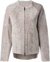 Drome reversible zipped jacket