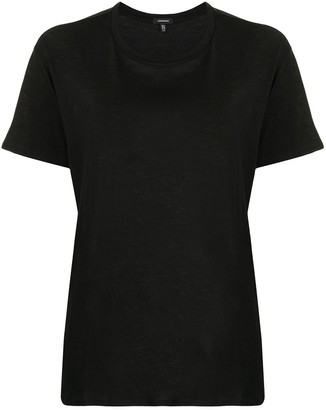 R 13 cotton-cashmere blend T-shirt