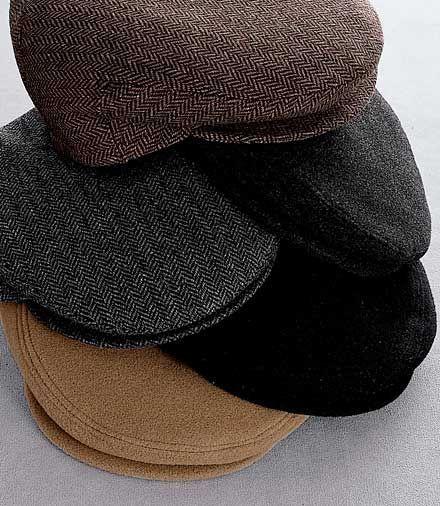 Jos. A. Bank Ivy Wool Cap