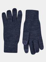 Burton Burton Navy Knitted Gloves