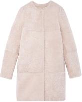 Pologeorgis The Olivia Beige Jacket