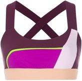 NO KA 'OI No Ka' Oi - neon detail top - women - Polyamide/Spandex/Elastane - XS