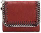 Stella McCartney Falabella Box Small Flap wallet - women - Polyester - One Size