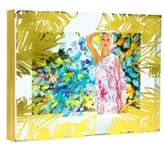 Lilly Pulitzer Metallic Leaves Picture Frame