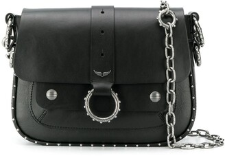 Zadig & Voltaire x Kate Moss Kate crossbody bag
