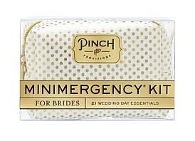 Pinch Provisions Bride White Dot Mini Emergency Kit