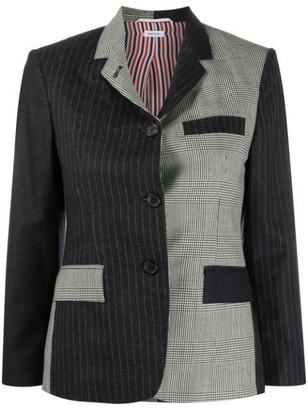 Thom Browne Two Tone Classic Sport Coat
