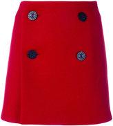 DSQUARED2 buttoned mini skirt