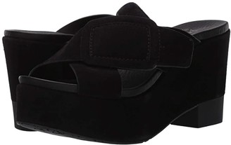 Pedro Garcia Donata (Black Castoro) Women's Shoes