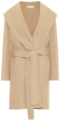 The Row Maddy wool-blend coat