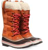 Sorel Suede Joan Of Arctic Shearling Boots